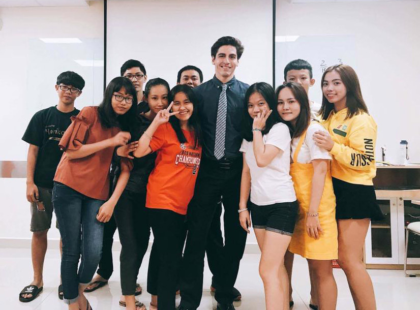 teach english vietnam